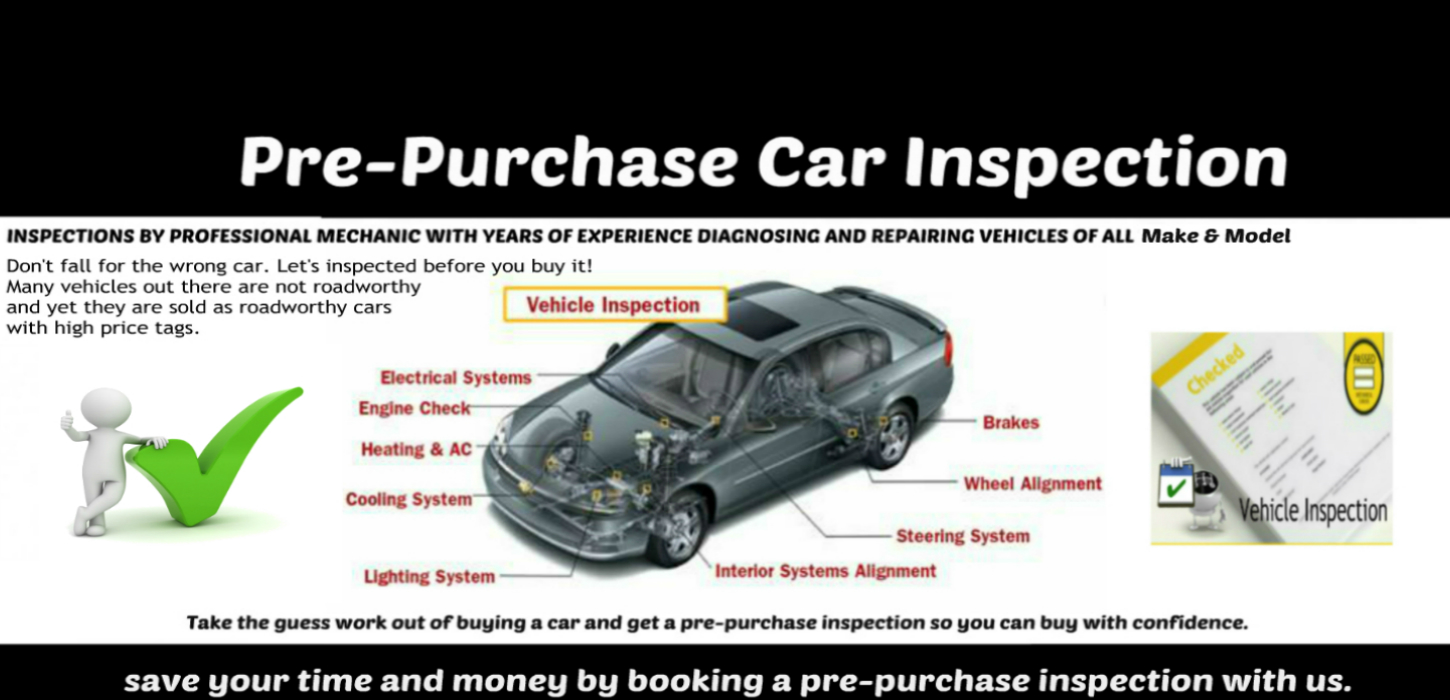 Pre purchase car inspection melbourne price 15